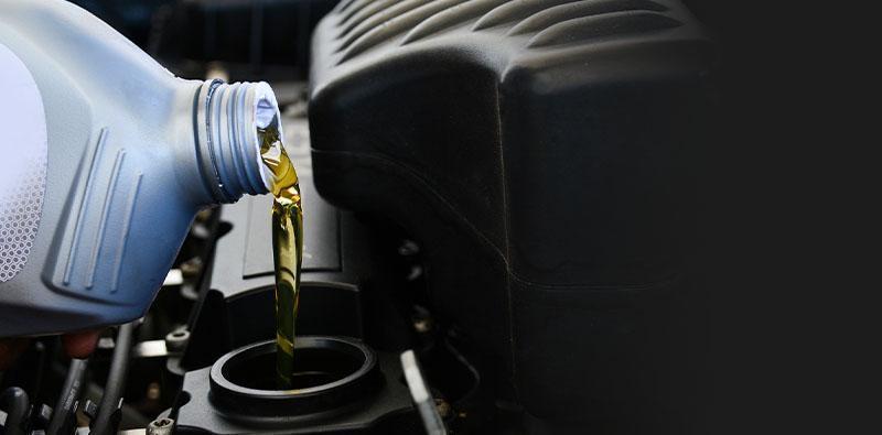 Serwis olejowy